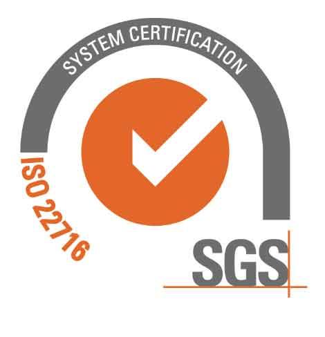 Certificazione SGS 2007