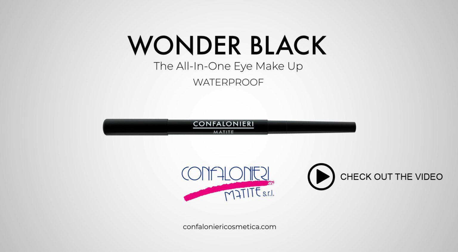Wonder black waterproof